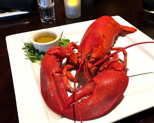 Lobster Red Oak Grille